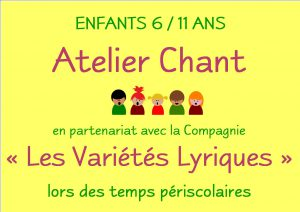 Chant lyrique